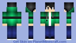 Requested  Minecraft Skin