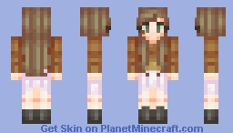 Skinny Love Minecraft Skin