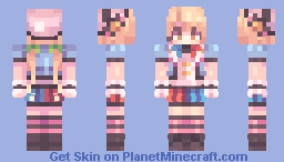 thing for heca Minecraft Skin