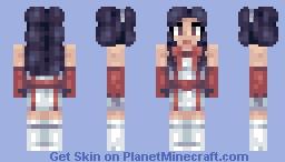 Taeyeon Minecraft Skin