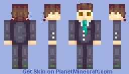 ♬₵ø~Ѻкḯℯ♬ - Jakob Minecraft Skin