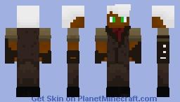 3D Skin For An Old Friend Minecraft Skin