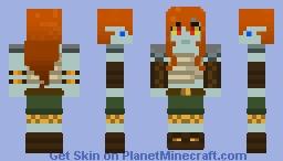 Another 3D Skin Minecraft Skin