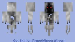 Ghastly Minecraft Skin