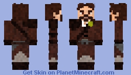 Aramis Minecraft Skin