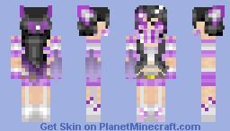 Pmc Mascot remake Minecraft Skin