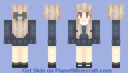 🔮   blonde Minecraft Skin