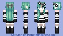 ~ Borderline Minecraft Skin