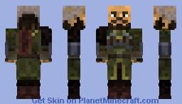 Бенойн БойсгӀар Minecraft Skin