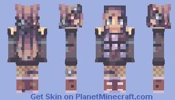 𝔇ø𝔫'𝔱 𝔣ø𝔯𝔤𝔢𝔱 𝔞𝔟ø𝔲𝔱 𝔪𝔢 Minecraft Skin
