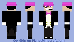the penguin 1966 Minecraft Skin