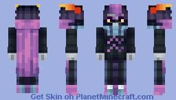 ♒  Eridan Ampora ♒ Minecraft Skin
