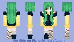 ᏰᏋᏝᏬ || Eto ✣ (tokyo ghoul) Minecraft Skin