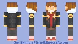 Flowerfell Frisk ❁ Minecraft Skin