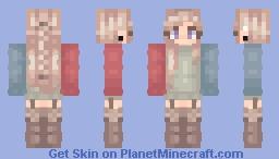 OC - Esther Minecraft Skin