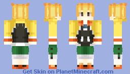 Hideyoshi Nagachika Hide Tokyo Ghoul Minecraft Skin