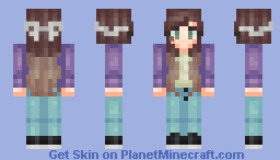 JessClark Request Minecraft Skin