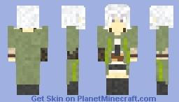 Light Charmer Lyna Minecraft Skin