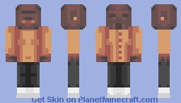 Marcellus - Pulp Fiction Minecraft Skin