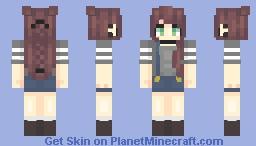 👀   mindful (popreel) Minecraft Skin
