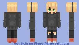 Icarianprince Minecraft Skin
