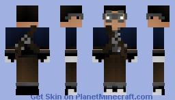 Personal Skin of Jzpelaez, Minecraft Skin