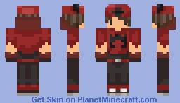 Pokemon Team Magma Skin Edit Minecraft Skin