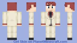 Ushiromiya Battler Minecraft Skin