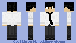 """The gnashing teeth and criminal tongues conspire against the odds"" Minecraft Skin"
