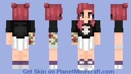 💕💀 Deadly cute 💀💕 Minecraft Skin