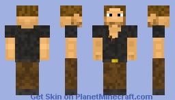 Basic Adventurer Minecraft Skin