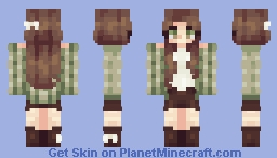 what you said you were when i met you [CONTEST RESULTS] [read desc] Minecraft Skin