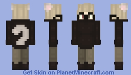 Vintage? (Glasses Version) Minecraft Skin