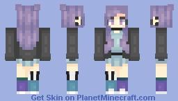 💀   why Minecraft Skin