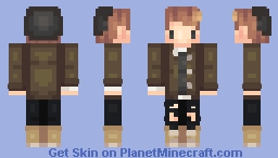 Autumn-ish 🍁 (2 ver.) Minecraft Skin
