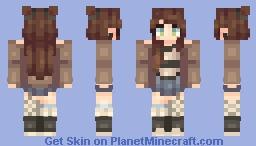 (insert edgy title) Minecraft Skin
