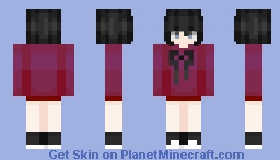 Ever So Careful. Minecraft Skin