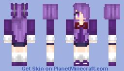 Five Nights At Freddy's | Bonnie Minecraft Skin