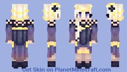 Constellations Minecraft Skin