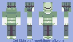 Cry Minecraft Skin