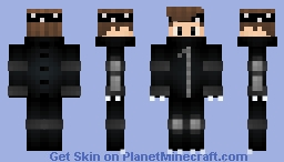 PvP Boy Minecraft Skin