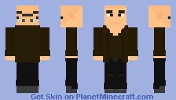 Eyal Golan - en israeli singer Minecraft Skin