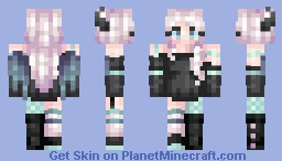 If I Could Fly.. Minecraft Skin