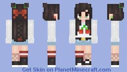 〚ᵏᵃˢˢᶤᵉ〛~ Dr Pepper Cherry Minecraft Skin