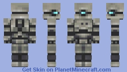 I'm the Supervisor Minecraft Skin