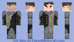 Flamboyant Swordsman Minecraft