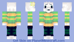 ♥ Asriel Dreemurr ♥ Minecraft