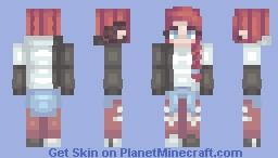 the run and gø Minecraft Skin