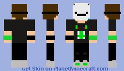 Mask JOOJ Minecraft Skin
