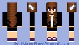 werewolf girl skin